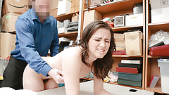 ShopLyfter - LP Officer Fucks Sexy Teen For her Freedom