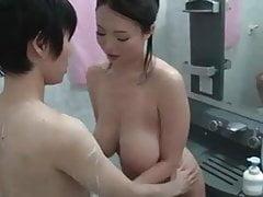 Big Asian Tits Titty Bang (censored)