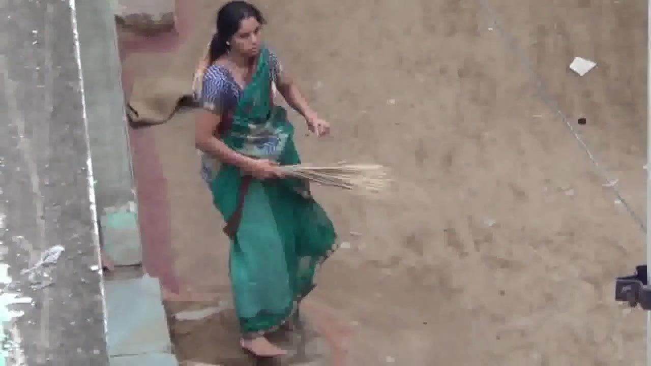 Aunty Sweeping Voyeur, Free Indian Porn Video 8B Xhamster-6697