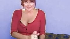 Carol Vorderman loose wanking