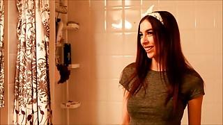 Slutty Sister's Shower Seduction