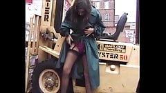 British Extreme - Tanya Toilet Dare's Thumb