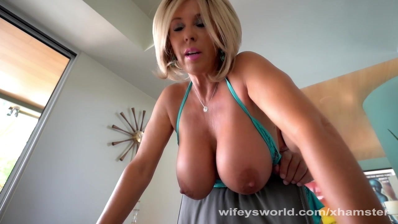 quickly big tits slut rides hard cock in pov really. was and with