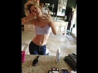 Kaley Cuoco Jerk Off Challenge