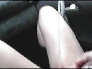 Blonde girl naked