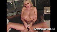 Ines Cudna masturbate in restaurant