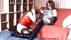 Alison Thighbootboy and Melanie - Full Length Version
