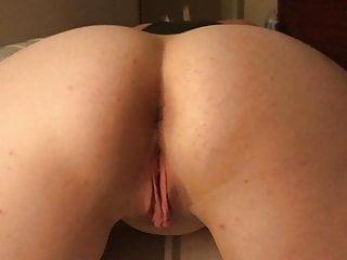 Homemade Amateur MILF Booty Ass Open Gape Pussy Close Up