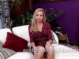 Jessica Taylor Takes Her Turn with the Hitachi