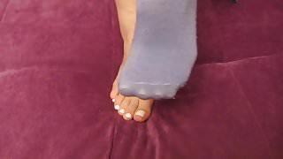 very hot russian teen feet 2