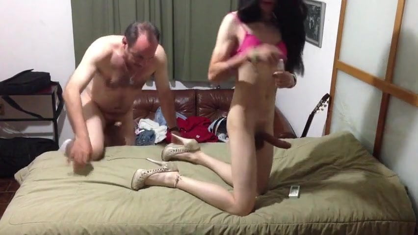Amateur Teen Crossdresser Having Sex, Free Shemale Porn D4-2566