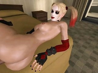 Harley Quinn Dsex Compilation