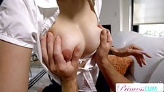 PrincessCum - Step Sis Uses Her Brother For Creampie! S2:E5
