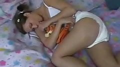 Hardcore lengthy deep pussy banging as slim sexy asian abuse pic