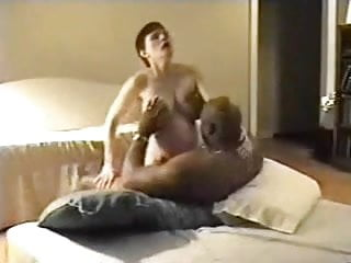 cuckold husband films his white wife with big bull