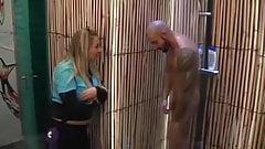 grande nero donna culo porno