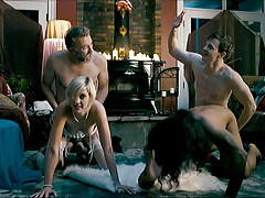 Lauren Lee Smith Fucks In How To Plan An Orgy In A Small Tow