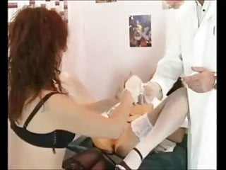 Nurse fucked and fisted