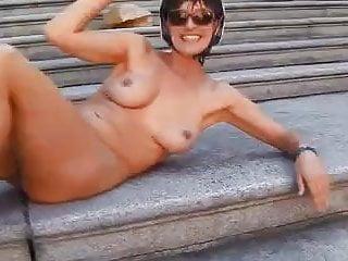 Motorcycle naked ride - Naked bike ride