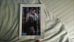 Ariana Grande Cum Tribute 1