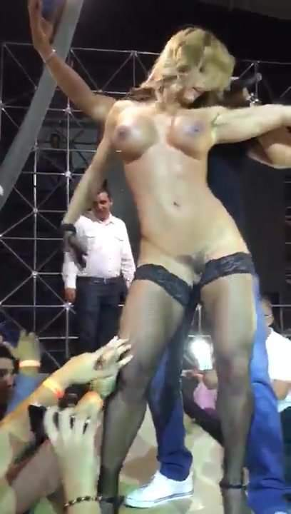 Chinese Cam Girl Live Show