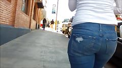 Big Booty Ass Latina Jeans by MysteriaCD