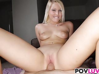 Huge dick banging for sexy Vanessa Cage