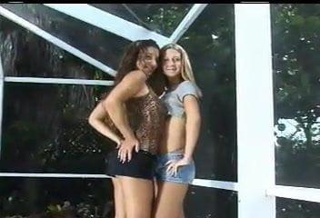 Christina and salina pussy, cock for two jenny hendrix