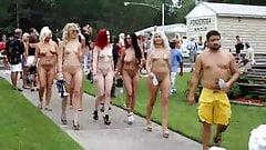 Pageant winner twitter Nudist