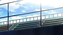 Paizuri Cheerleader Vs Sakunyuu Ouendan hentai anime (2014)