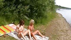 Valeria nude beach