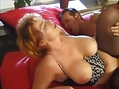GERMAN MATURE BBW KIRA RED BEHIND THE SCENE PARTY