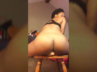 Ebony Masturbation Compilation 3