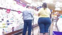 Wide hips milf plus 2 bbw phatties