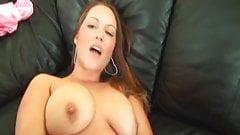 Brunette Babe Gets A Taste Of Some Good BBC