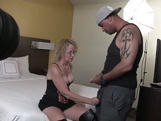 BTS Jay Assassin FUCKs CreamPie Cathy on Porn set