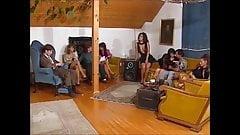 Italian sex party -- vintage