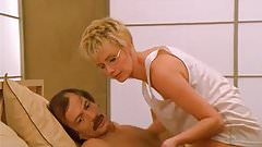 Riding sex scene on movie