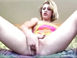 Blond - MMMF Dble Vag Squirting Foursome