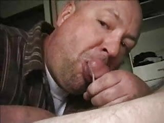 Gay cumm eating