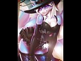 furrie witch tribute sop