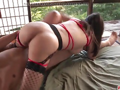 Hot bondage XXX action along superb Rina Mayuzumi