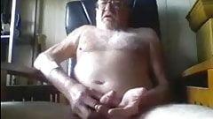 Grampa Cums