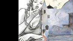 The Erotic World of Milo Manara