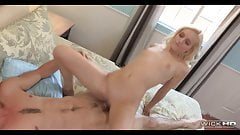 Beautiful Teen Petite Blonide Fucked
