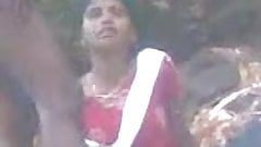 Marathi desi college girl fuck in forest by boyfriend and