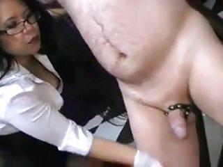 Cruel Asian Mistress hj
