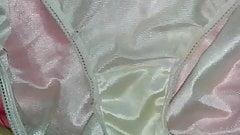 cum on nylon panty crotch