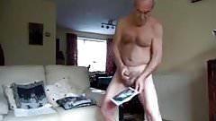 naked master wank
