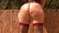 Beautiful sexy girl blowjob